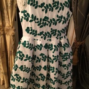 Jane and Jack dress size 8 or 10 NWT